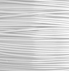 White Premium Low Warp ABS 1.75mm 3kg