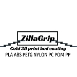 ZillaGrip 4oz Tube Room Temperature 3D Print Coating Kit